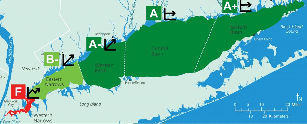 Kartu Laporan Long Island Sound Mengungkap Pengungkapan Substansial