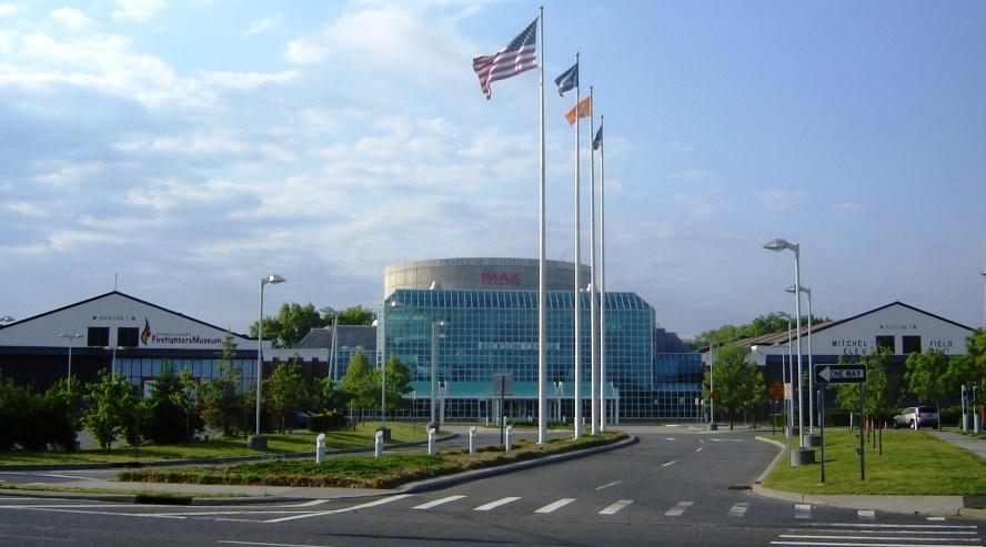 Mari Menjelajahi Museum Crandle Of Aviation Yang Ada Di Long Island