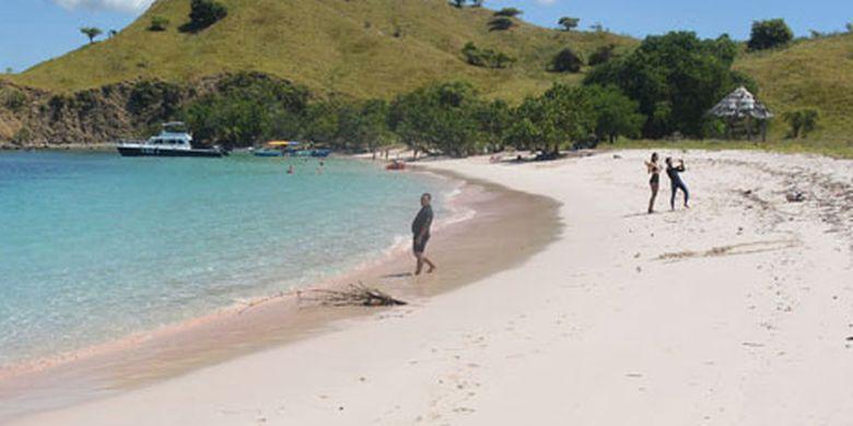 Membuat Air Serta Pantai Yang Ada DiLong Island Bersih Kembali